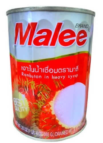Syrup Nutritional Information - Malee, Rambutan Canned in Heavy Syrup - 20 Ounce (565 G) (Packs of 3)