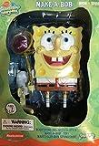SpongeBob Squarepants Make-A-Bob Sponge Bob Figure