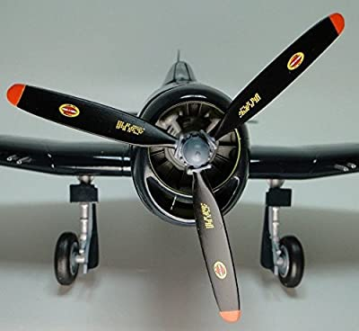 High End Aircraft Model Airplane Collectible 1 Museum Quality Collector Metal 32 Vintage Military WW2 US Navy USAF Airforce Armor 72 Pre Built 48 Rare Diecast 18 Carousel Blue Investment Grade Scale