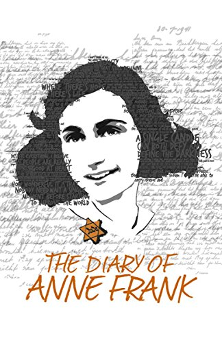 Laminated 15x23 Poster: Milligan Presents The Diary of Anne Frank Milligan