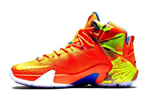 0c543340b81 Nike Lebron XII Six Meridians 6 12 Men Basketball Shoes New (12 ...