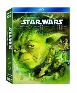 Star Wars: The Prequel Trilogy (Episodes I-III) [Blu-ray] (Bilingual)