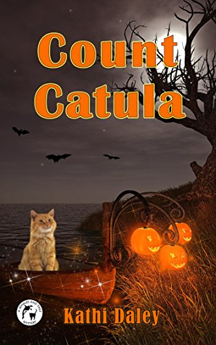 Count Catula (Whales and Tails Cozy Mystery Book 9) -