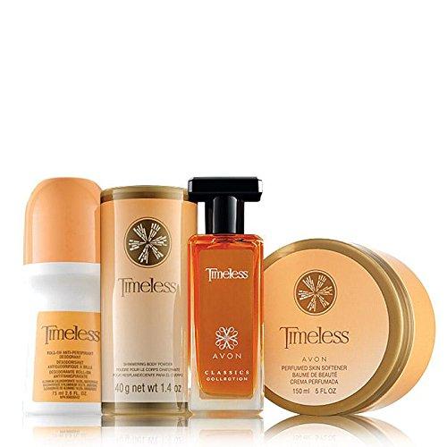 Set Perfume Gift Avon (Avon Timeless Gift Set)