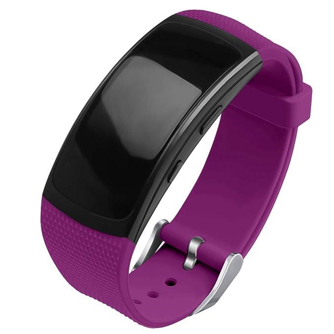 OenFoto - Correa de Repuesto para Reloj Inteligente Samsung Gear ...