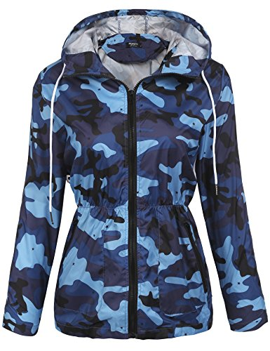 Ladies Active Hooded Jacket - 9