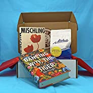 My Coffee And Book Club - Monthly Subscription Box - Acclaimed Non-Fiction - Whole Bean Coffee