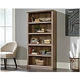 Sauder 420173 5-Shelf Bookcase, L: 35.28
