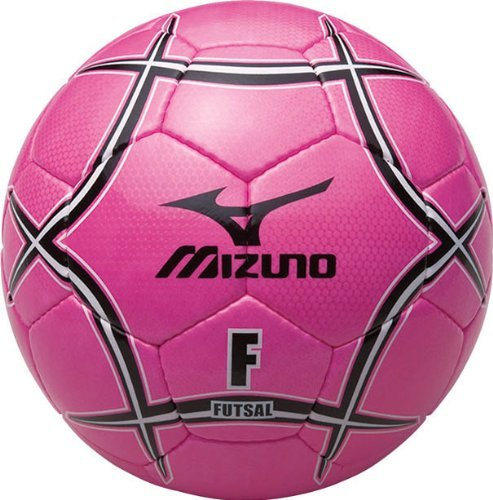 MIZUNO(ミズノ) フットサルボール 12OF34064 ピンクXブラック
