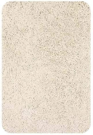 80/x 150/ Beige Spirella/ /Alfombra de ba/ño poli/éster