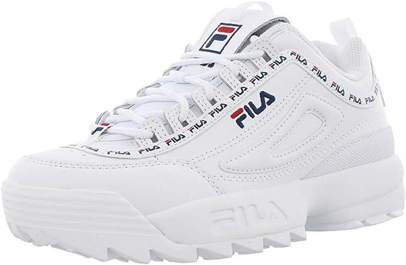 Fila Disruptor II Sneaker(Niño pequeño): Amazon.es: Zapatos y complementos