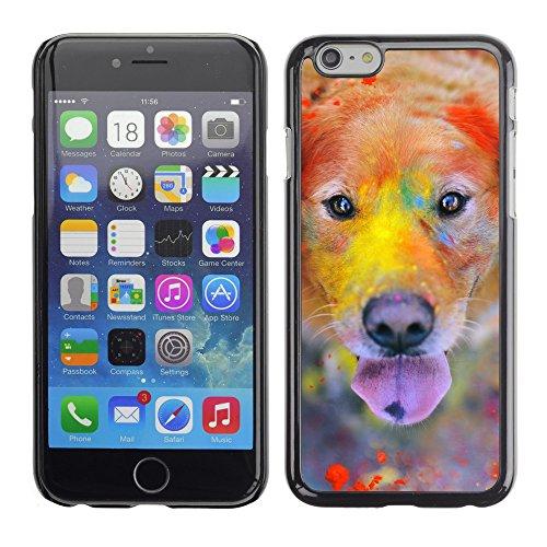 """Premio Sottile Slim Cassa Custodia Case Cover Shell // V00003157 la poussière colorée // Apple iPhone 6 6S 6G 4.7"""""""