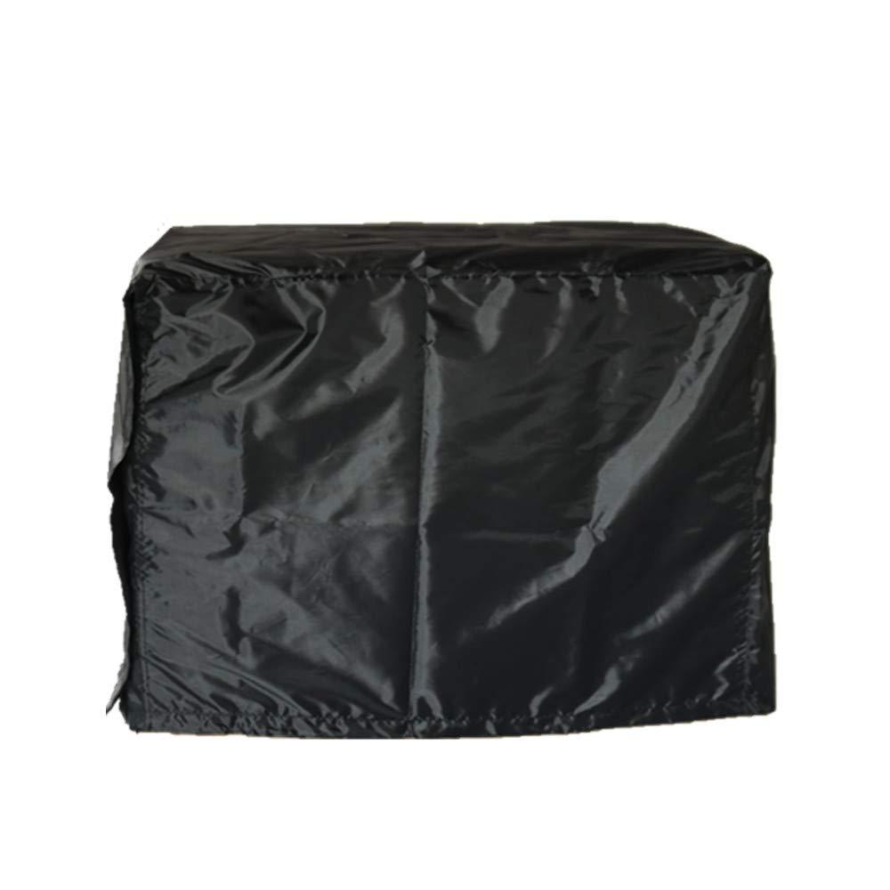 Labellevie 210D Waterproof Universal Generator Cover 26 x 20 x 20 inch, for Most Generators 3000-5000 Watt, Black by Labellevie
