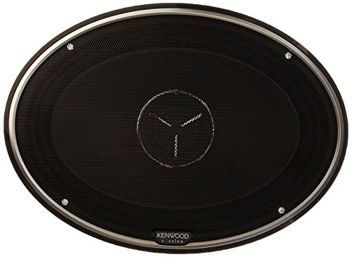 Kenwood Exelon Kfc X694 6X9 2 Waycar Speakers