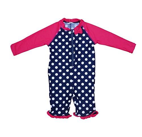 Bonverano(TM) Baby Girl's Toddle UPF 50+ Sun