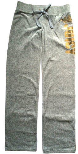 Juicy Couture Velour Drawstring Pants - 8
