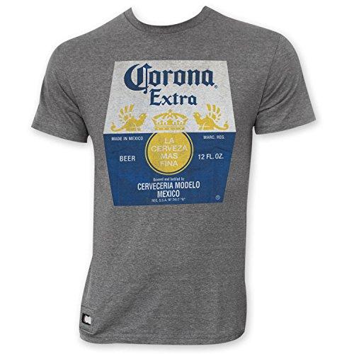 Corona Extra Bottle Label Shirt