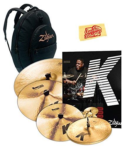 zildjian cymbal pack - 8