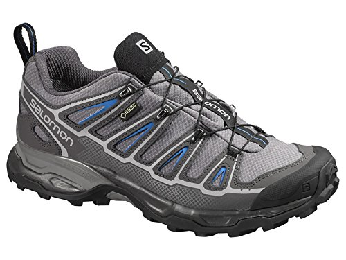 887850517526 - Salomon Men's X Ultra 2 GTX Hiking Shoe, Detroit/Autobahn/Methyl Blue, 9.5 D US carousel main 0