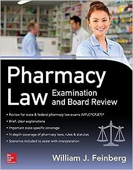 Mpje) pharmacy law review course arizona pharmacy association.