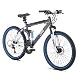 Thruster KZ2600 Dual-Suspension Mountain Bike (19-Inch Frame)