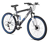 Kent Thruster KZ2600 Dual-Suspension Mountain Bike, 26-Inch