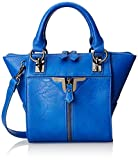 Danielle Nicole Alexa Colorblock Mini Cross Body Bag,Cobalt Solid,One Size