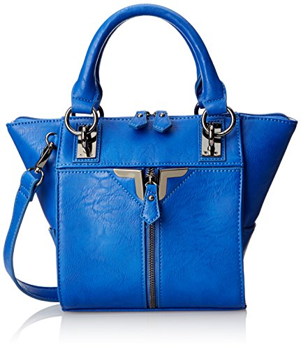 Danielle Nicole Alexa Colorblock Mini Cross Body Bag,Cobalt Solid,One Size by Danielle Nicole