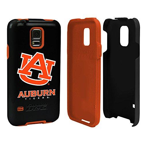 Auburn Tigers - Hybrid Case for Samsung Galaxy S5 - Black