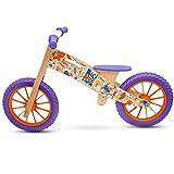 Bicicleta de equilíbrio sem pedal - Animais