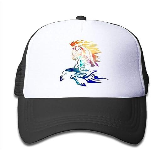 Tattoo star Trucker Hat mesh hat snapback hat black