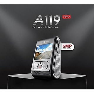 Sale Viofo A119 Pro 1440p Dash Camera With 5MP Sensor + 90 Degree miniUSB Adapter