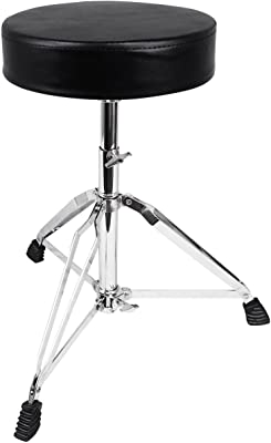 Rockville Deluxe Drum Throne