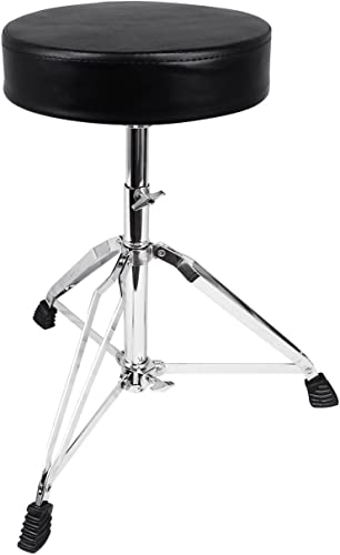 Rockville RDS30 Deluxe Foldable Drum Throne