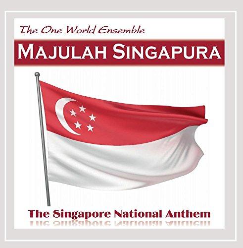 Majulah Singapura  The Singapore National Anthem