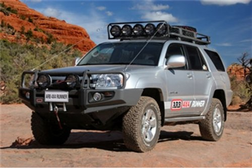 ARB 3421500 Deluxe Bull Bar for Toyota 4 - 4runner Winch Bumper Shopping Results