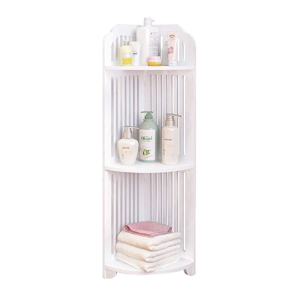 UMei Bathroom Shower Shelves Unit Corner Shower Caddy Storage Rack Triangle Basket Display Organizer US Stock by UMei