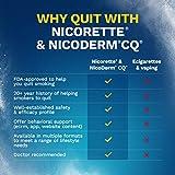 Nicorette 4mg Nicotine Gum to Quit Smoking