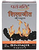 """Patanjali"""" Shilajit Capsule for Strength and Energy"""