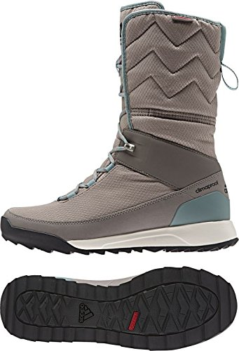 Adidas Bottes Femme Cw Cp D'hiver High Choleah Gris 1Iargw1
