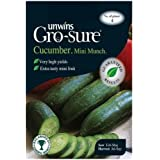 Unwins Cucumber Mini Munch F1 Seeds