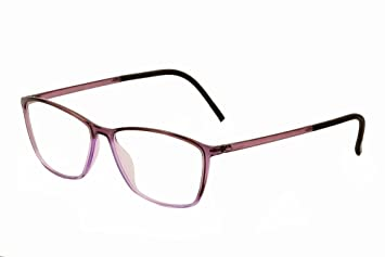 14c6180ebe Image Unavailable. Image not available for. Color  Silhouette Eyeglasses  SPX Illusion Full Rim 1560 6056 Optical Frame 52x14x130mm