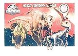 Jurassic World Holiday Countdown Advent Calendar Milk Chocolate
