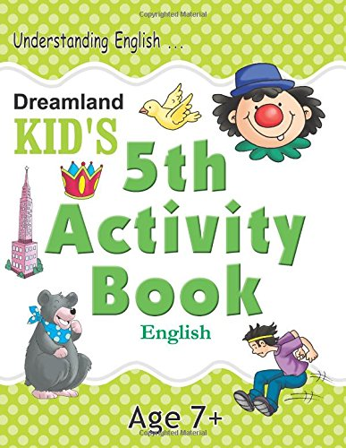 5th Activity Book - English (Kid's Activity Books)