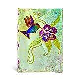Hummingbird Journal: Lined Mini (Whimsical Creations)