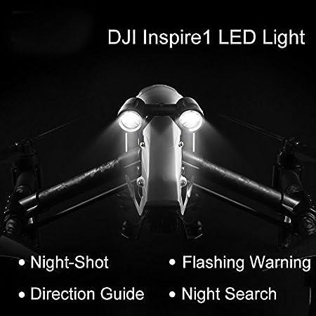 zhuhaixmy Flashing Warning Directive Guide Headlamp Linterna ...