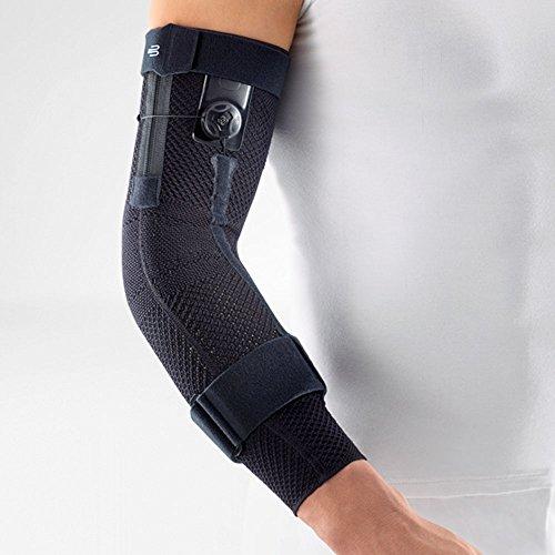 Bauerfeind Sports Elbow Brace / EpiTrain PowerGuard Elbow Support