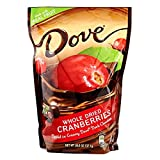 Dove Whole Dried Cranberries Dipped in Creamy Dark Chocolate, 26 Ounce