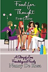 Food for Thought: First Course by Nancy DeRosa (2016-01-09) Mass Market Paperback