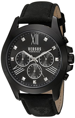 Versus-by-Versace-Mens-SBH010015-Chrono-Lion-Analog-Display-Quartz-Black-Watch